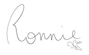 Ronnie name